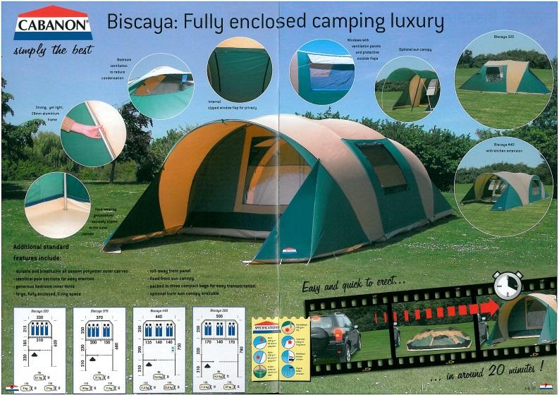 Evolution Cabanon Biscaya (2006 > 2018 : toiles...) & TIPS Biscaya%20-%202007%20-%20UK