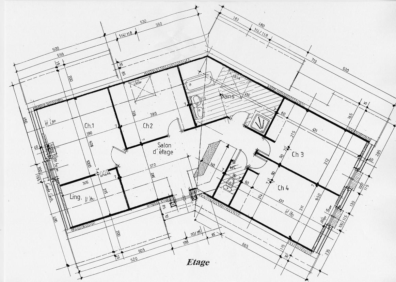 Plan De Construction Maison